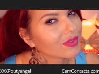 Start VIDEO CHAT with XXXPoutyangel