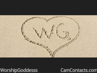 WorshipGoddesss's profile