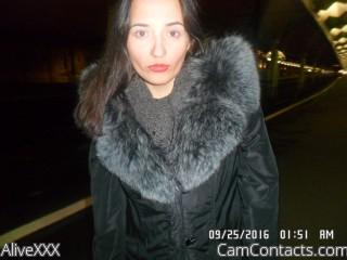 AliveXXX's profile