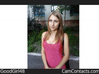 GoodGirl48's profile