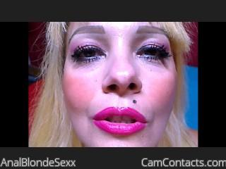 AnalBlondeSexx's profile