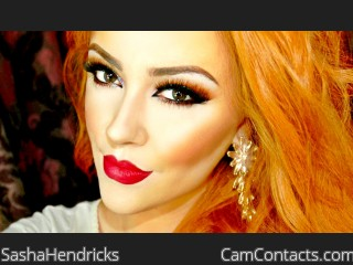 SashaHendricks's profile