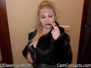 DDwomanWOW