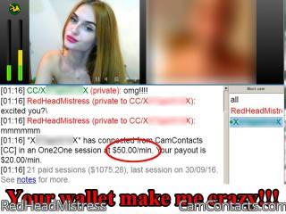 RedHeadMistress's profile