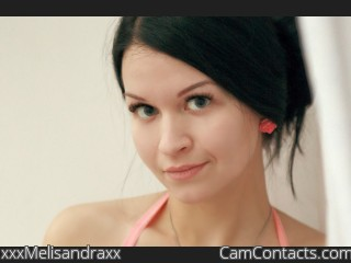 xxxMelisandraxx's profile