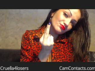 Cruella4losers's profile