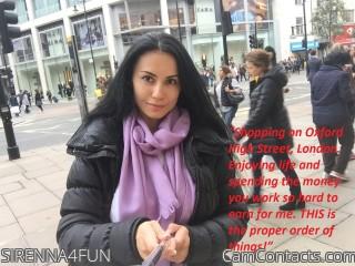 SIRENNA4FUN's profile
