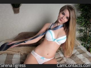 SirenaTigress