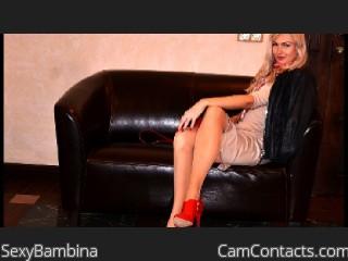 SexyBambina's profile