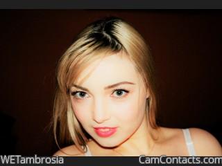 WETambrosia's profile