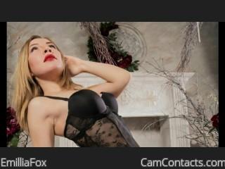 EmilliaFox's profile