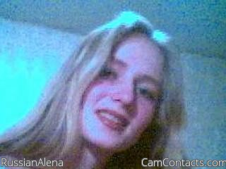 Start VIDEO CHAT with RussianAlena