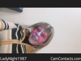 LadyNight1987's profile