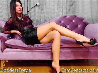 GoddessFreyja's profile