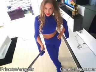 PrincessAmanda's profile