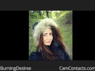 BurningDesiree's profile