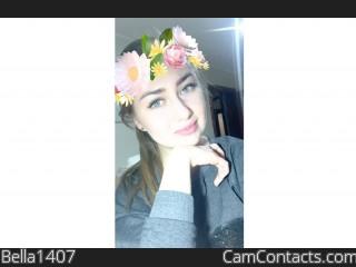 Bella1407's profile