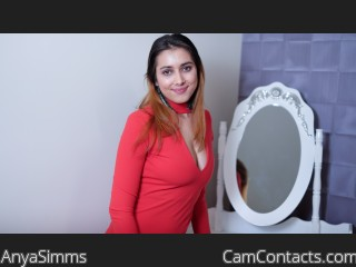 AnyaSimms's profile