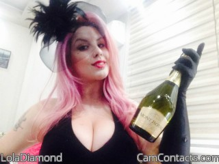 LolaDiamond's profile