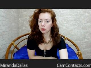 MirandaDallas's profile