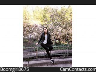 Boomgirl8675's profile