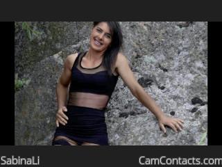 SabinaLi