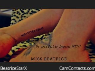 BeatriceStarX