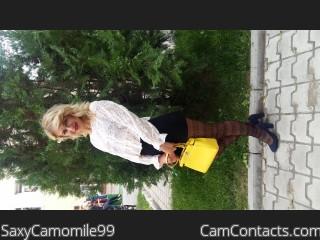 SaxyCamomile99's profile