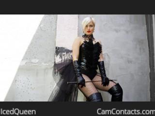 IcedQueen's profile