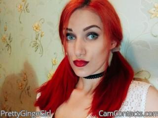 PrettyGingeGirl