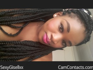SexyGisellxx's profile
