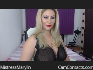 MistressMarylin