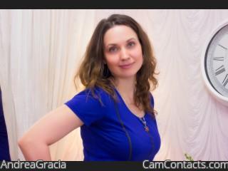 AndreaGracia's profile