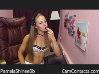 PamelaShineeBb's profile