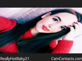 ReallyHotBaby21