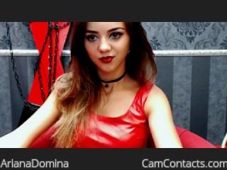 ArianaDomina's profile