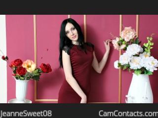 JeanneSweet08's profile