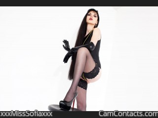 xxxMissSofiaxxx's profile