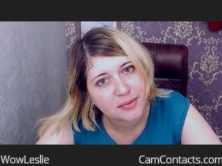WowLeslie's profile