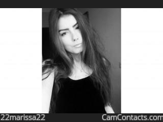 22marissa22's profile