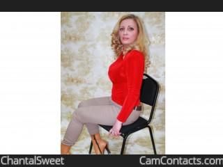 ChantalSweet's profile