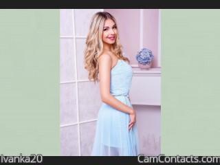 Ivanka20's profile