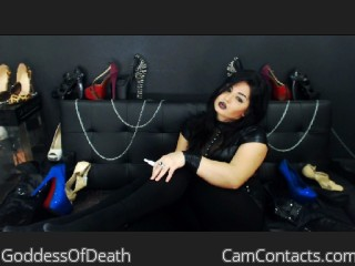 GoddessOfDeath's profile