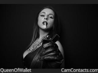 QueenOfWallet's profile