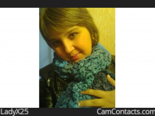 LadyX25's profile