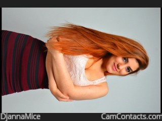 DjannaMice's profile
