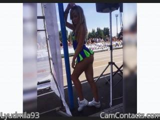 Lyudmila93's profile