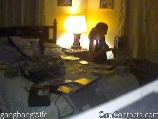 Start VIDEO CHAT with gangbangWife
