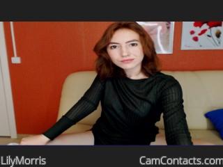 LilyMorris's profile