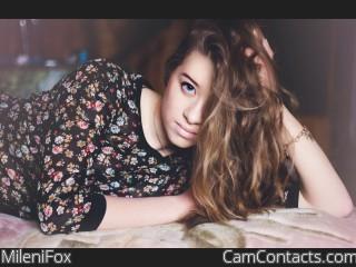 MileniFox's profile